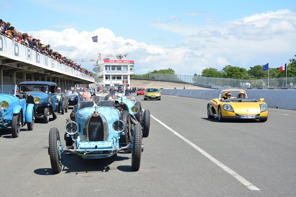 SEPTEMBER 2020: PLANNED RESTART OF THE FESTIVALS AT THELINAS-MONTLHERY AUTODROME