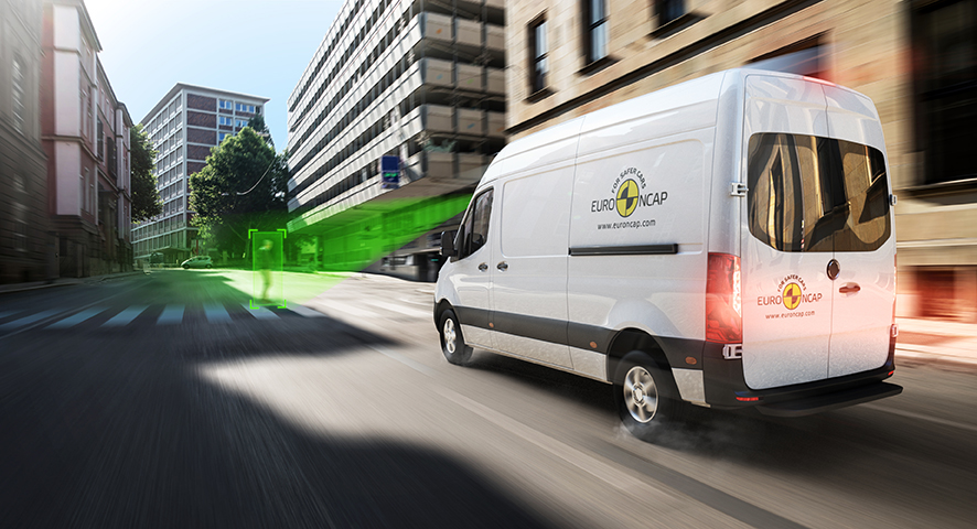 EURO NCAP LIGHT COMMERCIAL VEHICLE CAMPAIGN: THE RESULTS HAVE JUST BEEN PUBLISHED