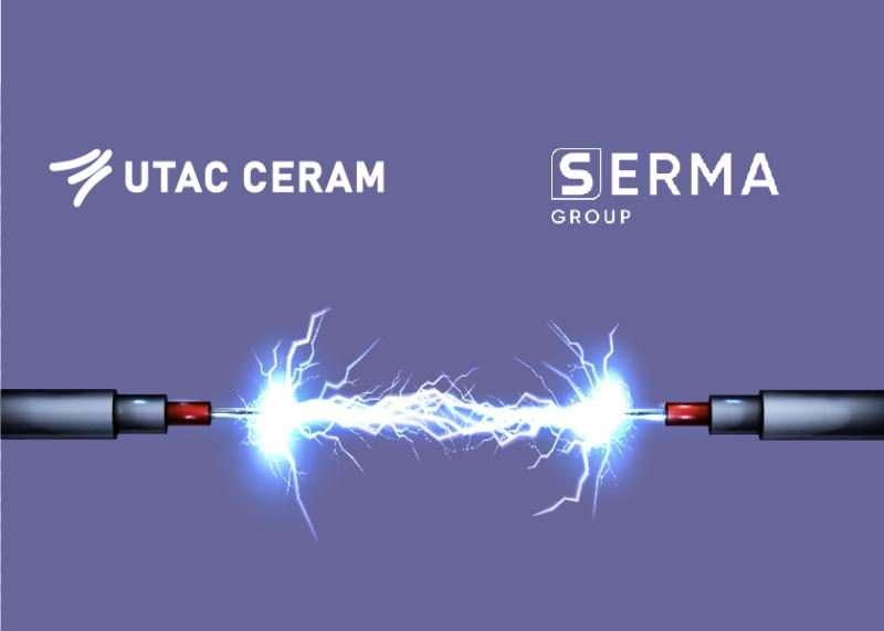BATTERY TESTING: PARTNERSHIP BETWEEN SERMA GROUP AND UTAC CERAM