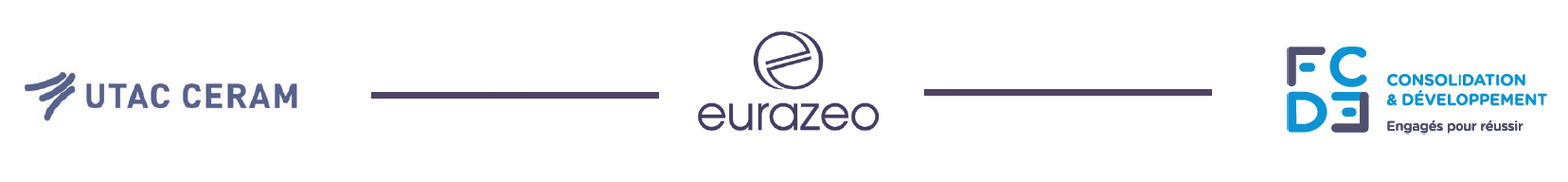 EURAZEO SIGNS AN EXCLUSIVE AGREEMENT WITH THE FCDE IN ORDER TO ACQUIRE UTAC CERAM