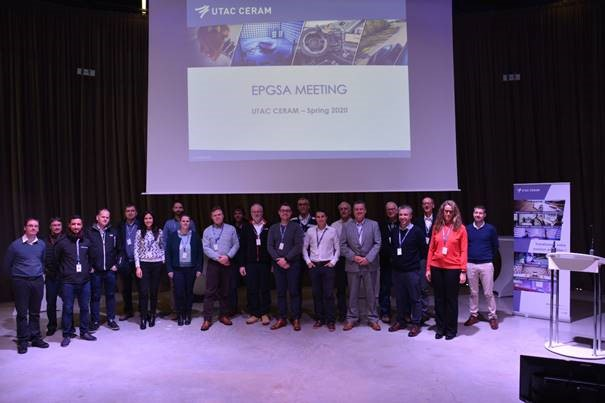 INNOVATIONS AND SAFETY IN TEST CENTERS: EPSGSA MEETING IN LINAS-MONTLHERY