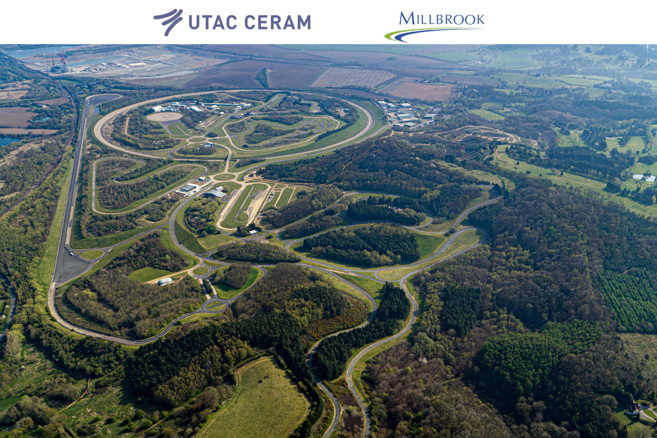 UTAC CERAM and MILLBROOK are joining forces to form a market leading group